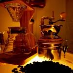 コーヒー・紅茶のカフェメニューにもちょっぴりこだわり